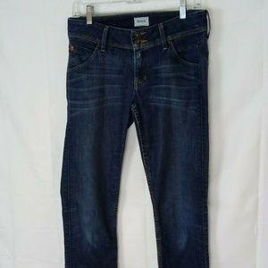 HUDSON Collin Flap Pocket 28 Skinny Jean Medium